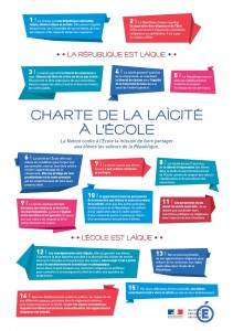 Charte de la laicite