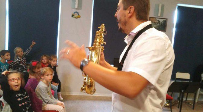 Présentation Ecole de Musique