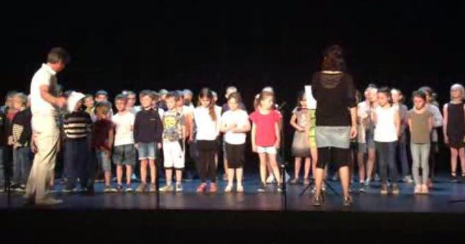 Rencontres chantantes CE1