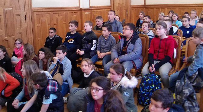 Visite de la mairie de Lille